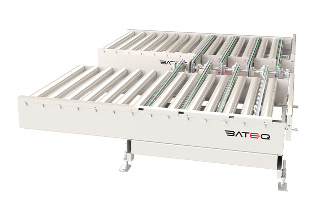 pallet crossfeeder bpc-800 bateq